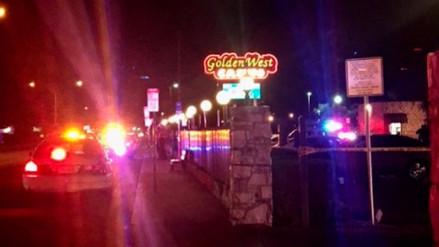 Al menos un muerto y varios heridos tras tiroteo en casino de California