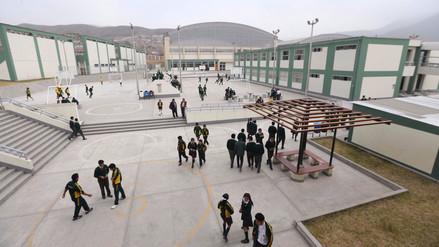 Fotos | El colegio emblemático más grande del país está en Villa María del Triunfo