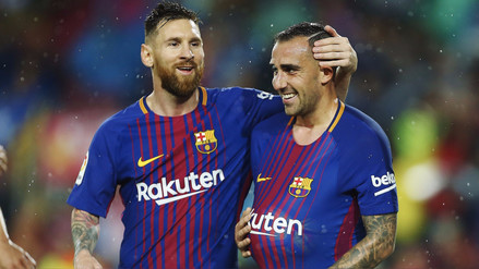 Barcelona venció al Sevilla y alarga su impresionante racha en La Liga