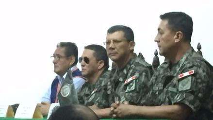 Ejército participará del 'Amazonlog 2017' a realizarse en Brasil
