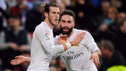 Gareth Bale y Dani Carvajal no reaparecerán hasta el derbi contra Atlético