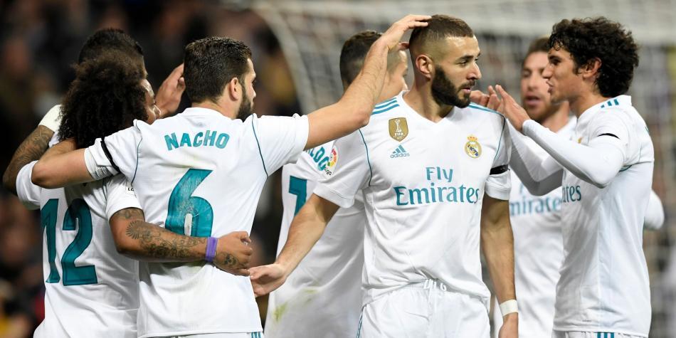 Real Madrid recibe a Las Palmas para salir de su crisis de resultados