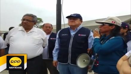 Ministro anuncia inversión en reconstrucción en sector Salud de Piura