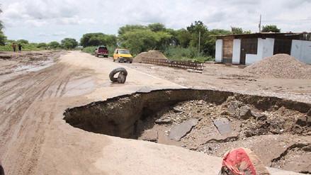 Postergan construcción de carretera al Bajo Piura para el 2019