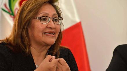 La ministra de la Mujer dijo que insistirá en introducir la educación sexual en los colegios