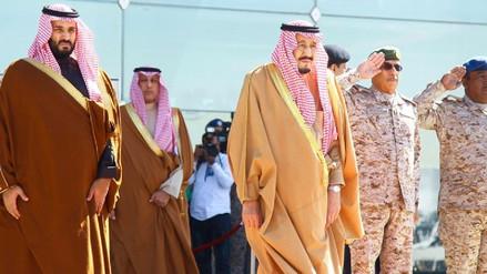 Príncipes y ministros detenidos en purga anticorrupción en Arabia Saudita