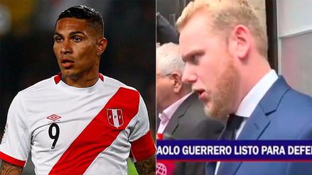 Abogado de Paolo Guerrero: