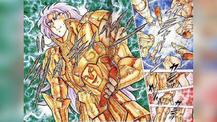 Conoce los detalles del nuevo manga de Saint Seiya
