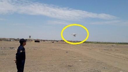 Operativos con drones para detectar astilleros ilegales en Lambayeque