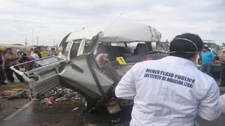En Piura ocurren 120 muertes al año por accidentes de tránsito