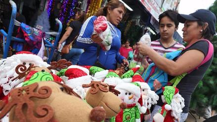Campaña navideña: 6 de cada 10 mypes esperan vender más