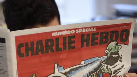 La Fiscalía francesa investiga nuevas amenazas de muerte contra la revista 'Charlie Hebdo'