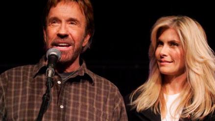 Chuck Norris denunció a 11 farmacéuticas por 'envenenar' a su esposa