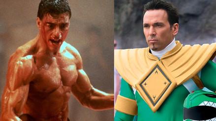 Jean-Claude Van Damme y 'Power Ranger Verde' casi se pelean