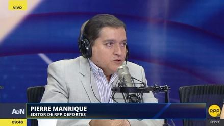Pierre Manrique ante acusaciones:
