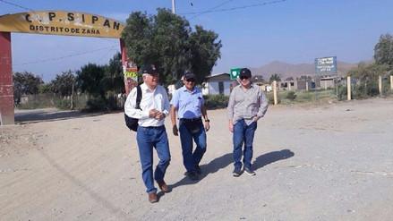 Con nueva carretera turismo se dinamizará hacia sector Huaca Rajada-Sipán
