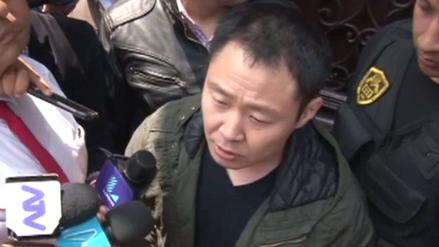 """Kenji Fujimori: """"Me quieren sancionar porque algunos me ven incómodo"""""""