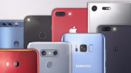 Estos son los smartphones con las mejores cámaras del mercado