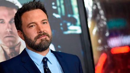 Ben Affleck donará dinero que gane con 'The Weinstein Company'