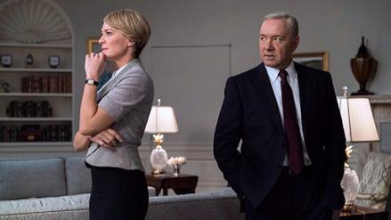 'House of Cards': Netflix podría continuar la serie sin Kevin Spacey