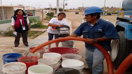 Epsel anunció que no cobrará días que no hubo agua en Puerto Eten