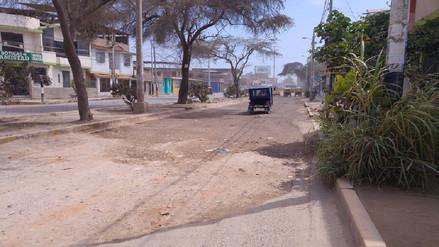 Trabajos de rehabilitación de tres vías de Piura se iniciará en seis días