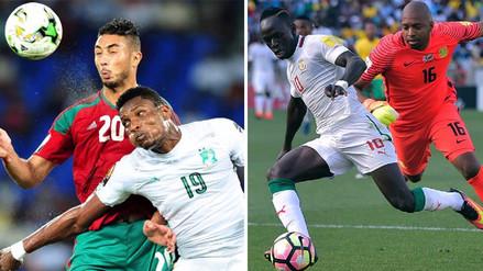 Estos países africanos sellaron su clasificación para la Copa del Mundo