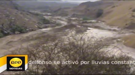 Nueva activación de quebrada podría inundar nuevamente Trujillo