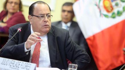 BCR: Enfrentamiento entre poderes del Estado genera ruido político