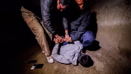 La Policía Nacional capturó a 17 integrantes de 'Los malditos de Barranca'