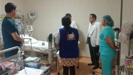 Defensoría pide asegurar atención en Cuidados Intermedios y Pediátricos