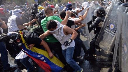 Unión Europea acuerda sancionar al Gobierno de Maduro por la represión en Venezuela