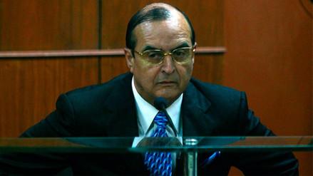 Defensa de Vladimiro Montesinos busca dejar sin efecto sentencia por desapariciones