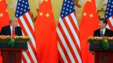 """Trump: """"China puede solucionar fácil y rápidamente la crisis norcoreana"""""""