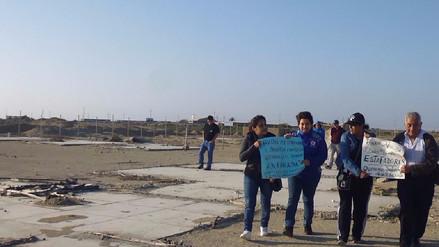 Piden a ministro Carlos Bruce visitar proyectos Las Garzas y La Encalada