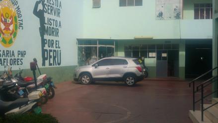 Detienen a alcalde de Mariano Melgar por conducir en estado de ebriedad
