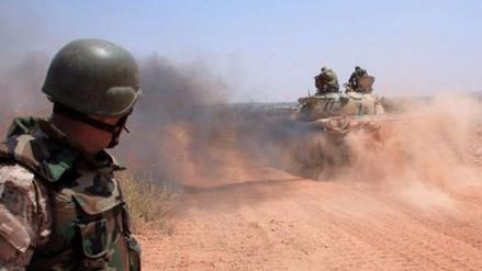 Ejército de Bashar al Assad toma el control del último bastión del Estado Islámico en Siria