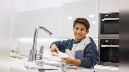 La importancia de asignar deberes en el hogar a los hijos