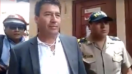 Condenan a alcalde de Mariano Melgar por conducir en estado de ebriedad