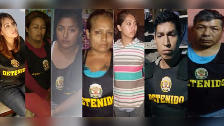 Detienen a 26 presuntos miembros de organización criminal 'La Alianza del Valle'