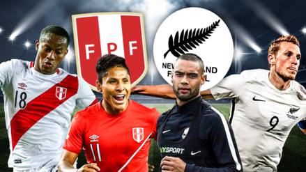 Infografía: ¿En cuánto están valorizadas las selecciones de Perú y Nueva Zelanda?