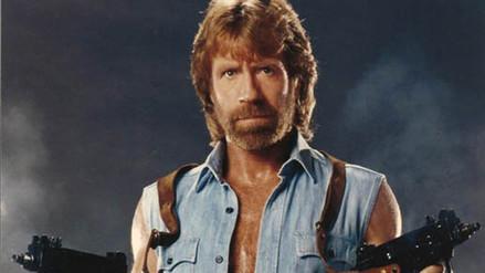 Chuck Norris y su lucha contra un agente de la resonancia magnética