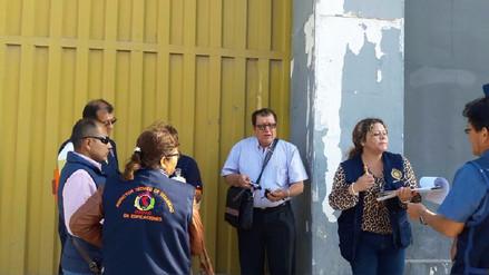 Discoteca no permite ingreso para inspección de Defensa Civil