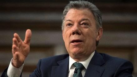 """Juan Manuel Santos: """"Mi peor pesadilla es Venezuela"""""""
