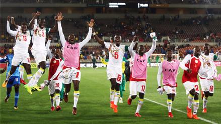 Senegal venció a Sudáfrica y jugará un Mundial después de 16 años