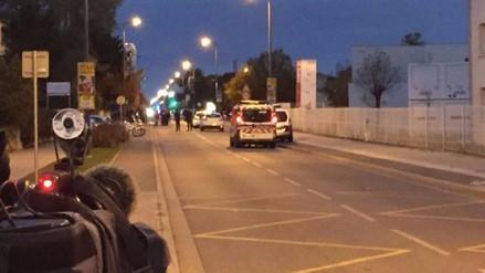Un hombre atropelló con un vehículo a tres estudiantes chinos en una calle de Francia