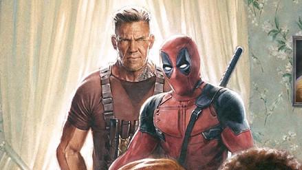 'Deadpool 2' revela su primer póster con todo el reparto