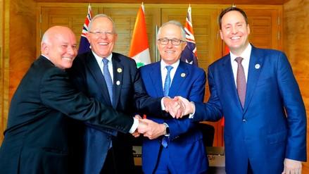 Perú y Australia, a un paso de firmar su tratado de libre comercio