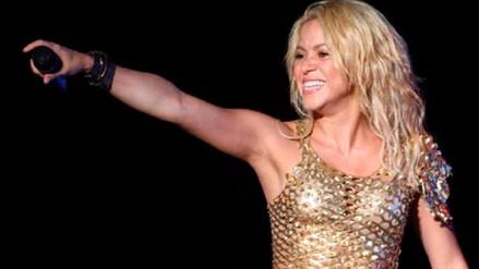 Shakira suspende sus primeros cinco conciertos de su gira europea