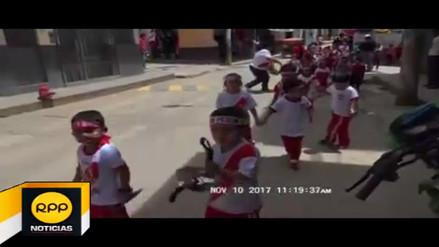 Cutervo también alienta a la selección peruana